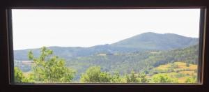 Fenêtre chambre