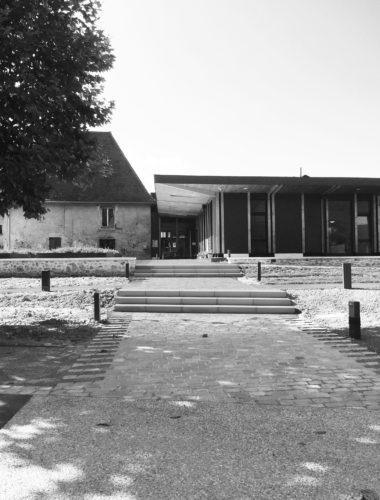 Entrée Mairie - Brié & Angonnes